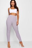 Boohoo Eva Crepe Super Stretch Skinny Trousers