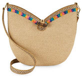 Eric Javits Bamboo Toggle Hobo Bag