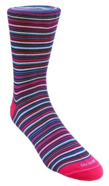 Duchamp London Men's Stripe Dress Sock