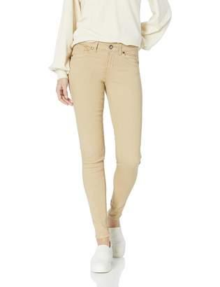 V.I.P. Jeans V.I.P. JEANS Women's Five Pocket Skinny Butt Shaping Slim Fit Stretch Ankle