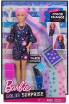 Barbie Colour Surprise Doll, Black