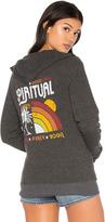 Spiritual Gangster Rainbow Sunset Sweatshirt