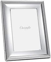 "Christofle Perles 5"" x 7"" Frame"