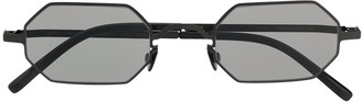 Mykita x Maison Margiela octagonal frame sunglasses
