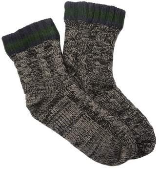 Woolrich Slipper Socks