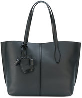 Tod's trapeze tote bag - women - Leather - One Size