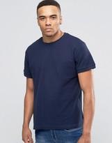 Bellfield Crew Neck Pique T-Shirt