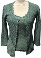 Christian Lacroix Turquoise Knitwear for Women Vintage