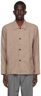 mfpen Brown Type Overshirt Jacket