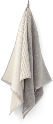 Vij5 - Organic Cotton Two Towel Neutral & Warm Grey - organic cotton