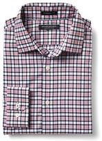 Banana Republic Camden-Fit Mini Plaid Supima Cotton Shirt