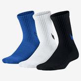 Nike Graphic Crew Socks (3 Pair)
