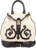 By Malene Birger Leather-Trimmed Tote