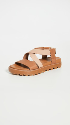 Sorel Roaming Crisscross Sandals