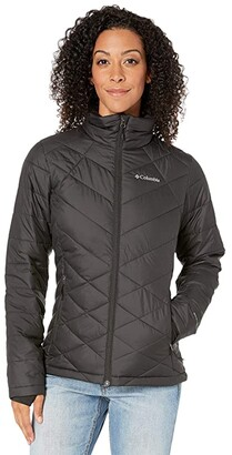Columbia Heavenlytm Jacket (Black) Women's Coat