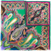 Etro paisley print scarf - women - Silk/Polyimide - One Size