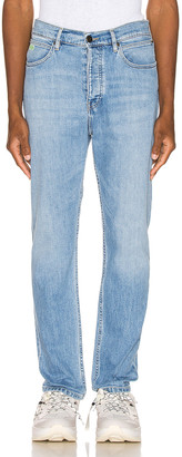 Calvin Klein Est. 1978 Narrow Denim Jean in Blue Moon | FWRD