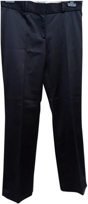 Philosophy di Alberta Ferretti Black Trousers for Women