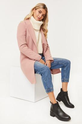 Ardene Long Woolly Coat
