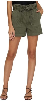 Sanctuary Daily Shorts (Aged Green) Women's Shorts