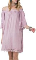 Easel Mini Dress