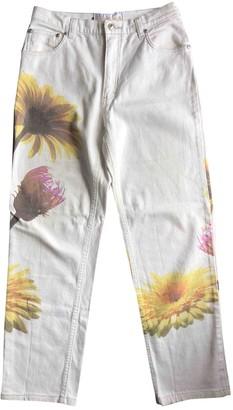 Roberto Cavalli Multicolour Cotton - elasthane Jeans for Women