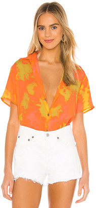 Show Me Your Mumu X Jamie Kidd Blakey Button Up