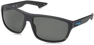 Columbia Men's Airgill Lite AIRGILL LITE-223 Polarized Oval Sunglasses