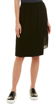 Drifter Quadrant Silk Skirt