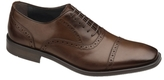 Johnston & Murphy Tolbert Cap Toe