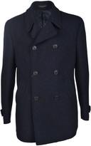 Corneliani Wool Pea Coat