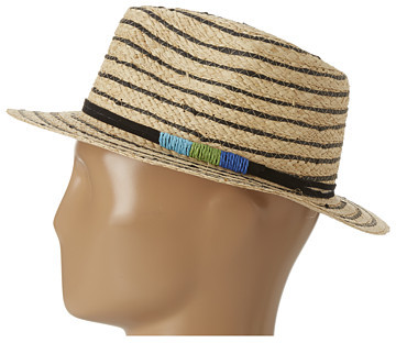Michael Stars Wrapped and Banded Fedora