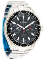 Alpina 4 Chronograph Watch