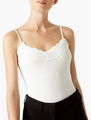 Hobbs Shelby Lace Trim Cami