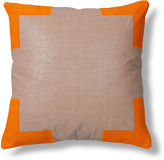 The Piper Collection Tracy 2424 Linen Pillow, Orange