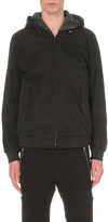 The Kooples Hooded shell jacket