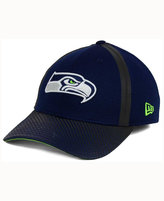 New Era Seattle Seahawks Ref Fade 39THIRTY Cap