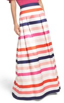 Eliza J Women's Mikado Ball Skirt