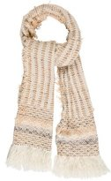 Tod's Wool & Cashmere-Blend Scarf