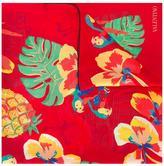 Valentino Garavani Valentino tropical print scarf