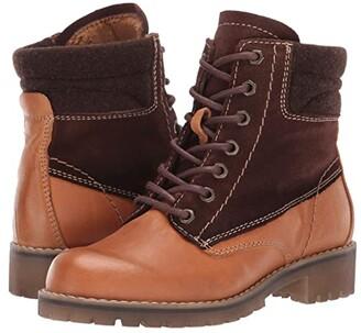 Eric Michael Alana (Tan/Chocolate) Women's Boots