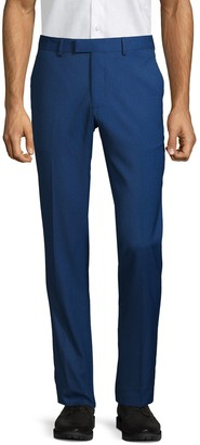 Saks Fifth Avenue Nhp Textured Trousers