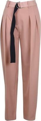 Victoria Victoria Beckham Front pleat pants