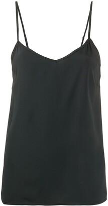 Fabiana Filippi V-neck slip vest