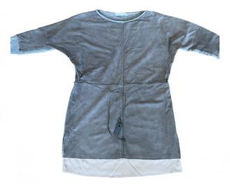 Fabiana Filippi Grey Wool Knitwear