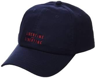 Libertine-Libertine W. Logo Baseball Cap,One (Size: O/S)