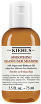 Kiehl's Smoothing Oil-Infused Shampoo for Dry or Frizzy Hair/2.5 oz.