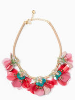 Kate Spade Vibrant life statement necklace