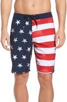 O'Neill Men's Superfreak Scallop Camo Board Shorts