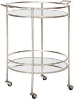 Safavieh Larisa Bar Cart, Silver